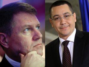 Iohannis a trecut la AMENINTARI Victor Ponta va regreta ca PNL este principalul adversar al PSD!