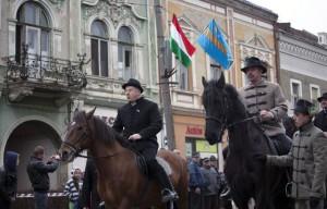 Vicepremierul Ungariei, CALARE la manifestarile de la TARGU SECUIESC!