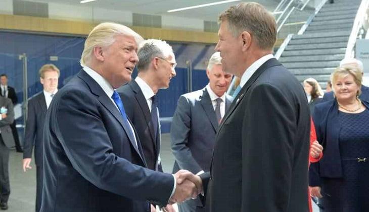 """Motivul nestiut de nimeni pentru care Iohannis a fost invitat de Trump in America: """"E cel mai bun lucru care se putea intampla!"""""""