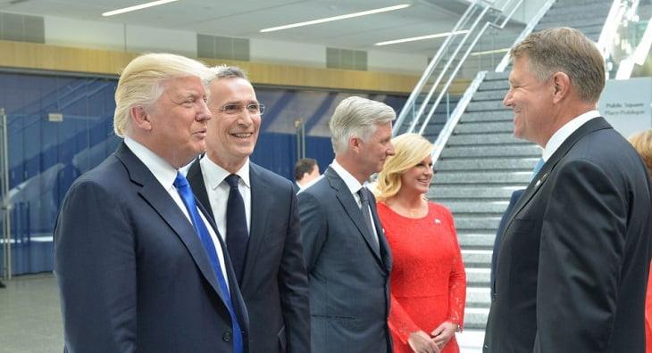 """Iohannis intareste relatia cu SUA: """"Romania ramane un membru atlantist fidel. Romania are nevoie atat de securitate, cat si de prosperitate!"""""""