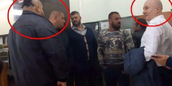 """Asta spune tot despre PSD! Codrin Ștefănescu a adus un grup de interlopi agresivi, """"manifestanți de profesie"""", să-l susțină pe """"daddy"""" Dragnea la proces!"""